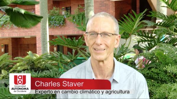Experto en cambio climático y agricultura visitó la UAO