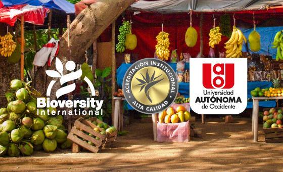 Convenio Autónoma de Occidente con Bioversity International