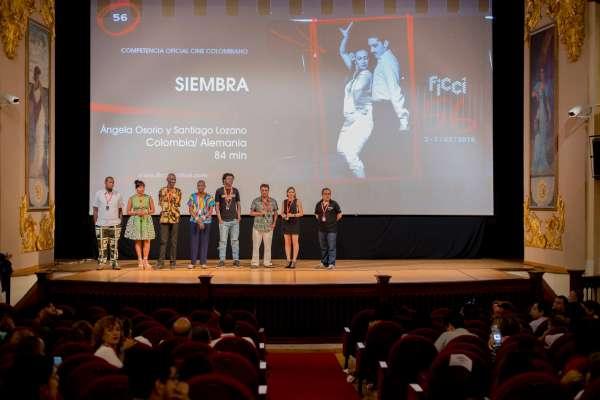 Ganadores caleños en el Festival de Cine de Cartagena, FICCI