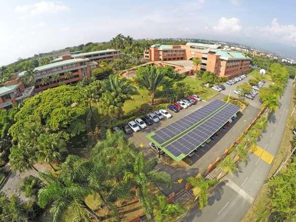 La Autónoma de Occidente, entre los campus más sostenibles del país y el mundo