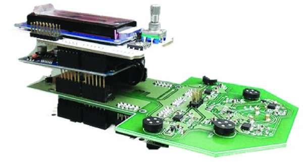 Dispositivo portátil de bajo costo para monitoreo ambiental