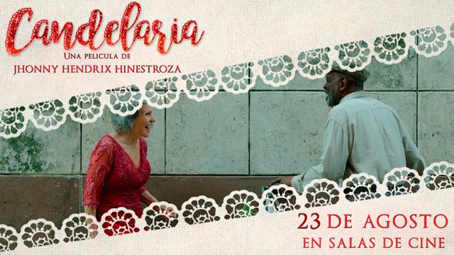 En cines 'Candelaria'