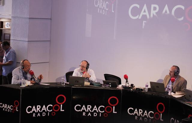 Gira Hoy por Hoy de Caracol Radio emitió desde la Autónoma de Occidente