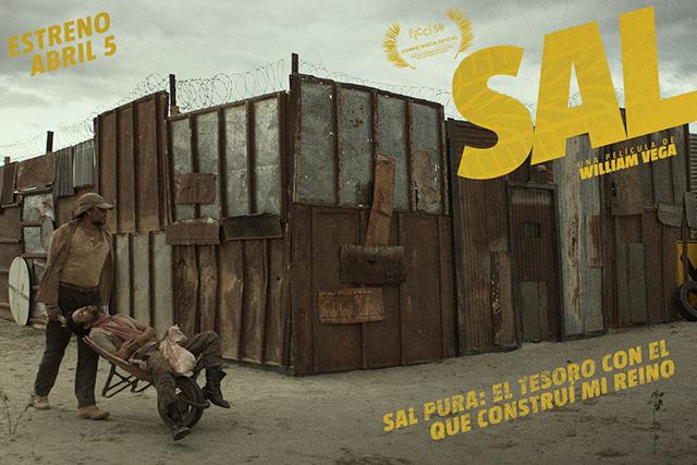 'SAL' a los cines