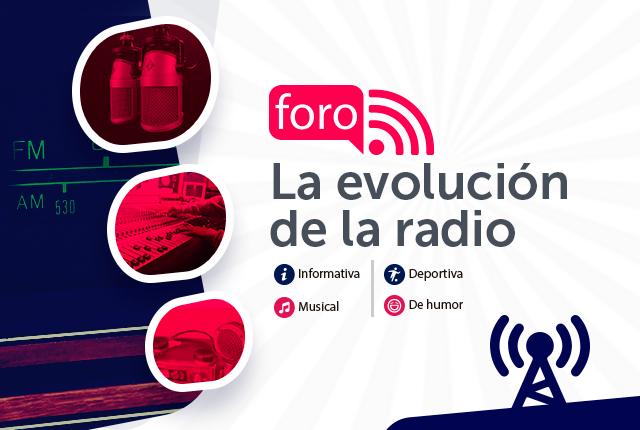 Foro La Evolución de la Radio en Colombia