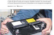 Mejorando el rendimiento de la baterías con las telarañas