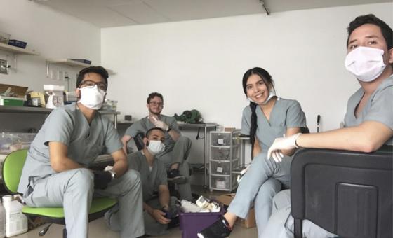 Voluntarios Autónomos para la emergencia del Covid-19