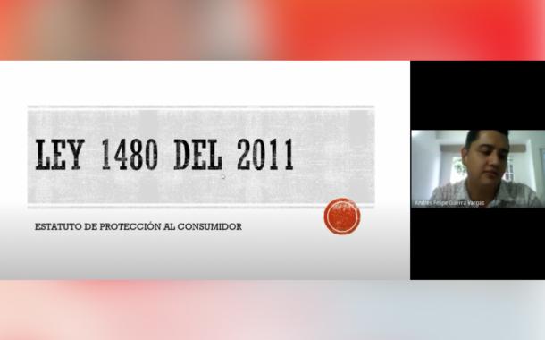 Revive el webinar sobre la ley 1480 del 2011