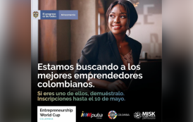 Participa de 'Entrepreneurship World Cup'