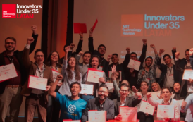Postula tu proyecto en 'Innovators Under 35 Latam'