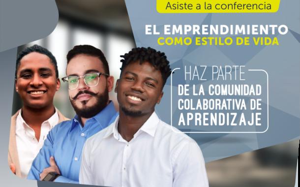 Participa del webinar 'El emprendimiento como estilo de vida'