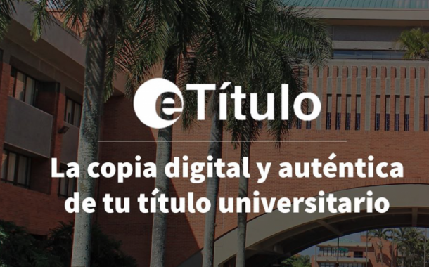 Descarga tu eTítulo o diploma digital