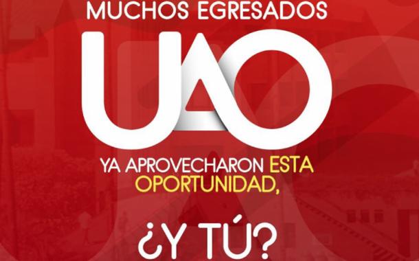 Aplica a la beca 'Por siempre UAO'