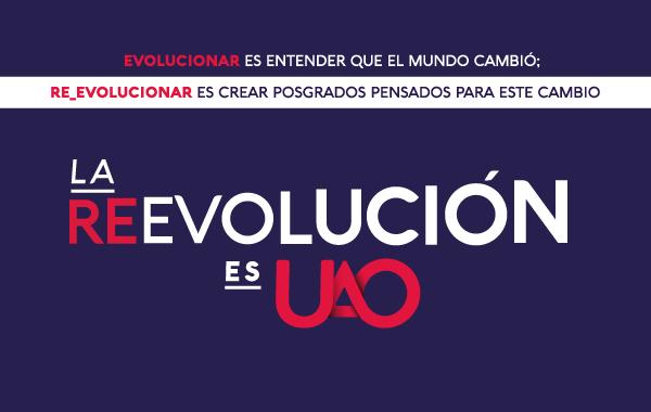 La re-evolución es UAO