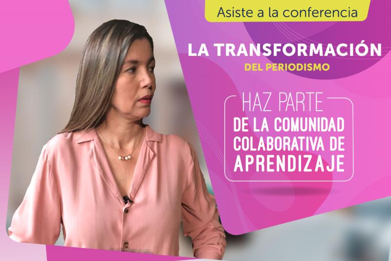 Participa del webinar 'La transformación del periodismo'