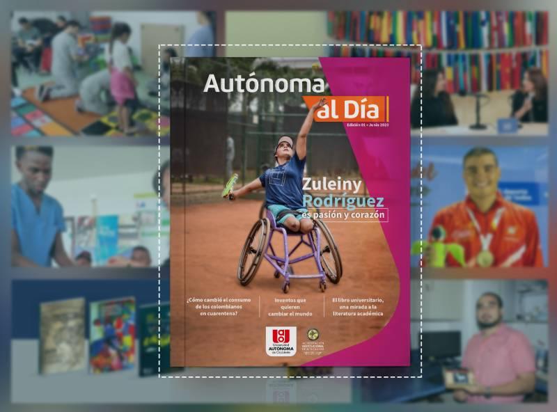 Conoce la nueva revista digital 'Autónoma al día'
